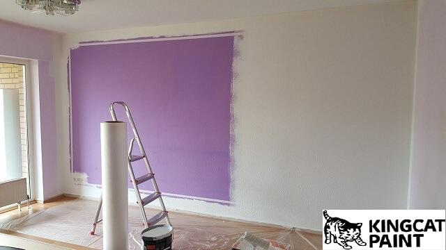 Các bước tự sơn nhà giúp tiết kiệm chi phí
