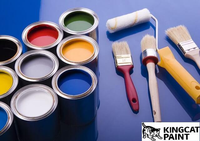 cần chuẩn bị dụng cụ đầy đủ trước khi sơn