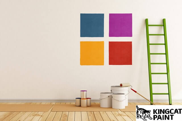 Cách bảo quản sơn tường hiệu quả