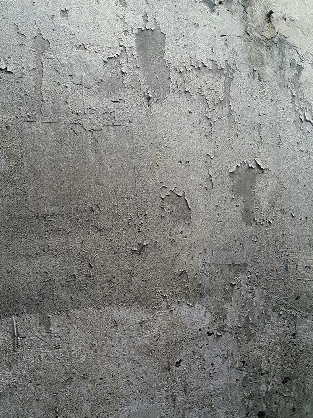 Làm sạch bề mặt và những vùng xung quanh khu vực sơn để đảm bảo vệ sinh