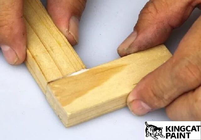 cách sử dụng keo ad dán gỗ