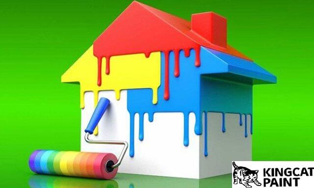 yếu tố ảnh hưởng đến định mức sơn nhà