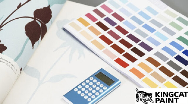 cách tính định mức sơn nhà chuẩn nhất