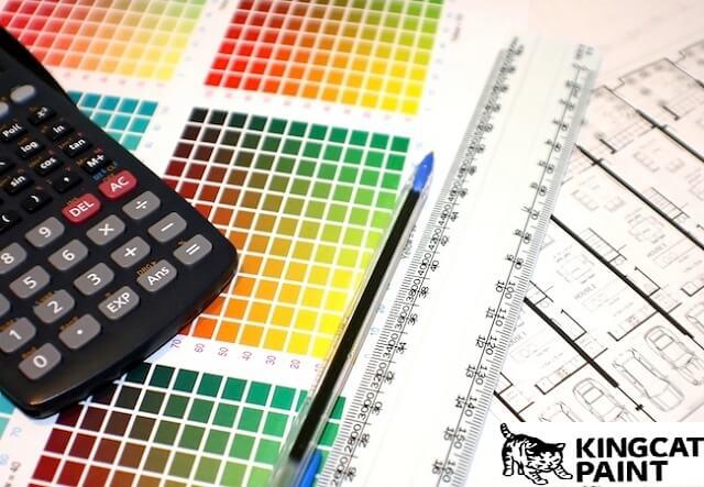Cách tính sơn chống thấm chuẩn nhất
