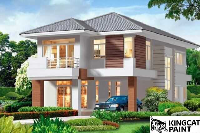 Lựa chọn màu sơn nhà theo hướng nhà