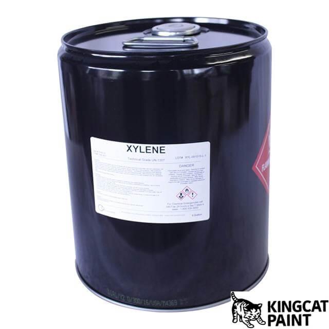 Dung môi pha sơn công nghiệp Xylene