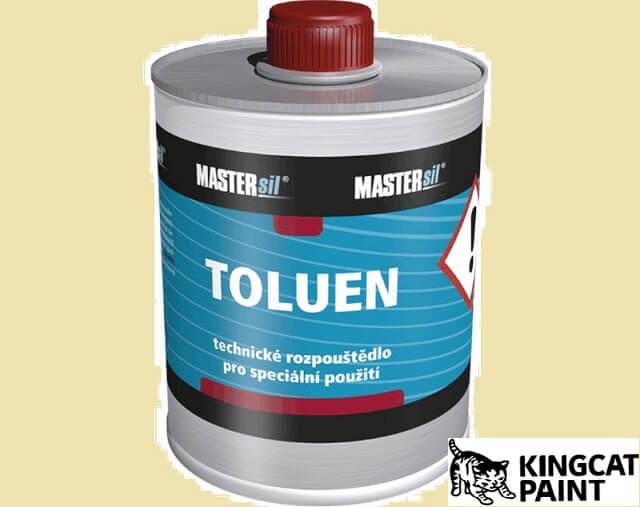 Dung môi pha sơn công nghiệp Toluen