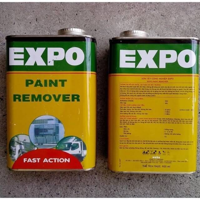 hoá chất tẩy sơn EXPO
