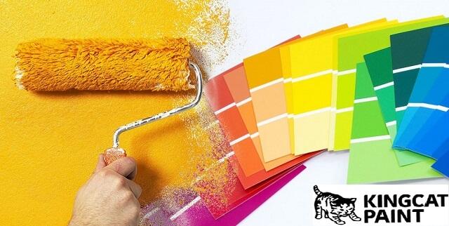 Lựa chọn màu sơn hài hòa tránh bị rối mắt