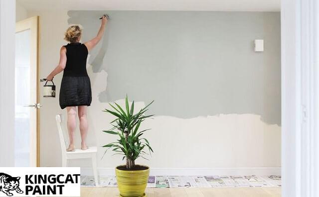 Những lưu ý khi sử dụng sơn lót liên kết đa bề mặt