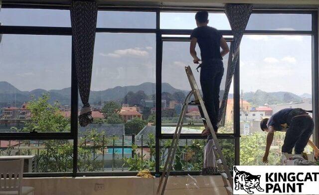lợi ích khi sử dụng sơn cách nhiệt