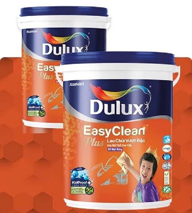 Sơn Dulux Easy Clean Plus
