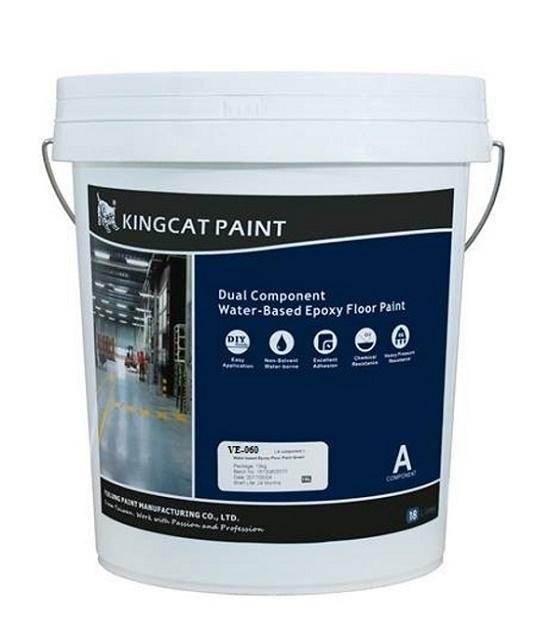 Sơn lót epoxy gốc nước kingcat