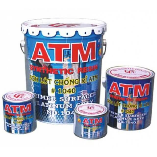 Sơn 1 thành phần ATM