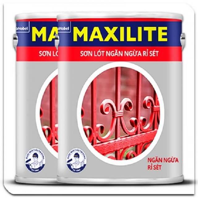 Sơn lót ngừa rỉ sét Maxilite