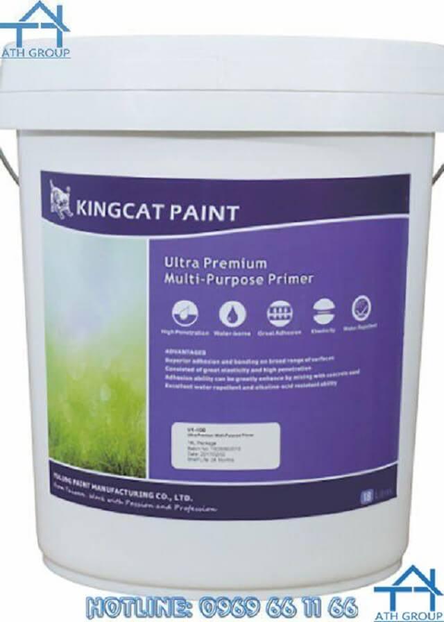 sơn lót đa năng cao cấp 1 thành phần kingcat
