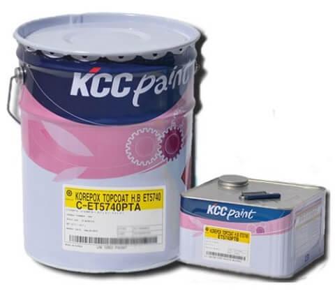 Sơn sàn epoxy kcc